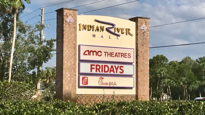 The Indian River Mall has been sold.