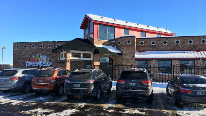 After extensive renovations, Famous Dave's opened up on Packerland Drive on Dec. 11.