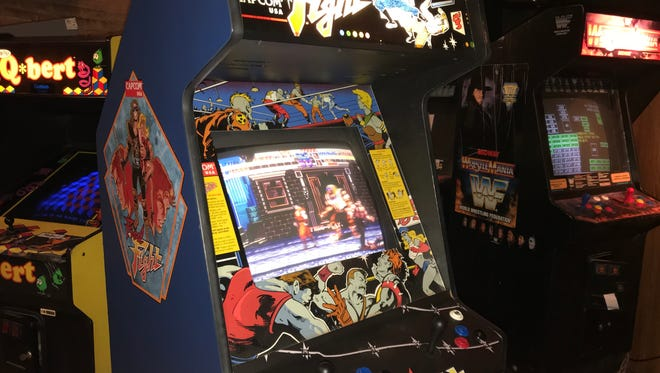 Player 2 Arcade Bar will have 40 vintage video games in downtown Appleton.