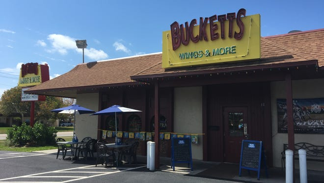 Buckett's opened in south Fort Myers in 1988. The sports bar got new owners in 2014.