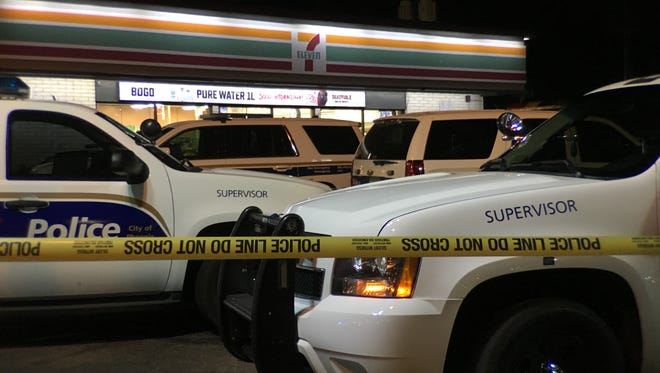 Two men were shot in Phoenix on Tuesday about 9 p.m. near 27th Avenue and Indian School Road. One victim is in critical condition.