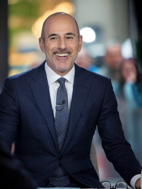 """NBC fired Matt Lauer, longtime anchor of the Today show, on Nov. 28, 2017 following allegations of sexual misconduct with a colleage. Nearly two years later the accuser, Brooke Nevils, came forward in investigative journalist Ronan Farrow's book &quot;Catch and Kill,&quot; claiming Lauer raped her at the 2014 Sochi Olympics. Lauer denied the allegations in a lengthy open letter in <a href=""""https://variety.com/2019/tv/news/matt-lauer-rape-denial-letter-1203364695/"""" target=""""_blank"""">Variety</a>."""