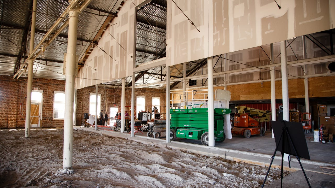 The Foundry, a mixed-use redevelopment project housed in the Rock Island Railroad Car Building in Valley Junction is set to open Oct. 21 with a grand opening on the 28th.