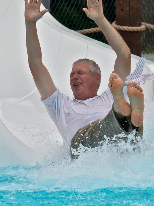 Mayor on water slide.jpg