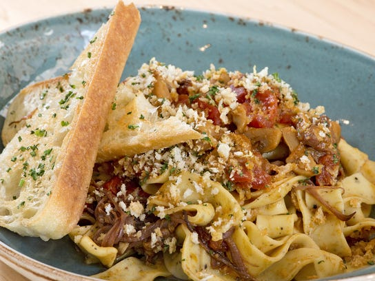 Red Roost pasta