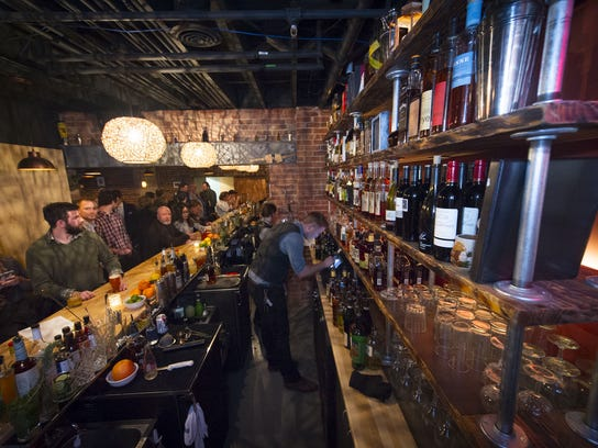 Get Your Drink On The 20 Best Bars In Indianapolis