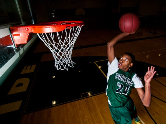 Parkside's Juwan Williams is expected to lead a potent