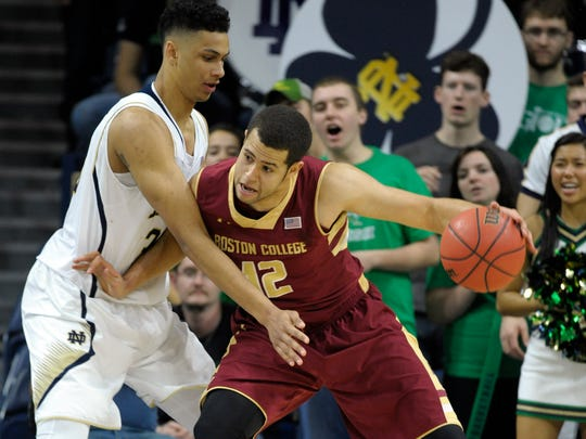Forward Ryan Anderson was an All-ACC player at Boston