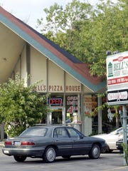 Bell's Greek Pizza in East Lansing has gluten-free options.