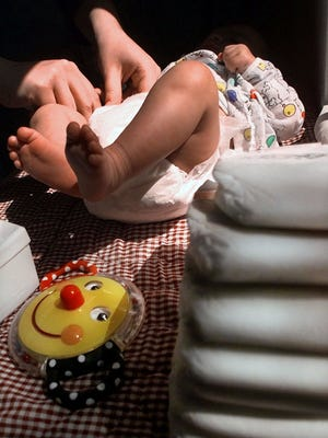 Diapers are part of early life and often part of later life.