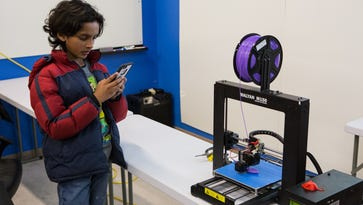 Workshop offers 3D printing, more in bid for skilled jobs