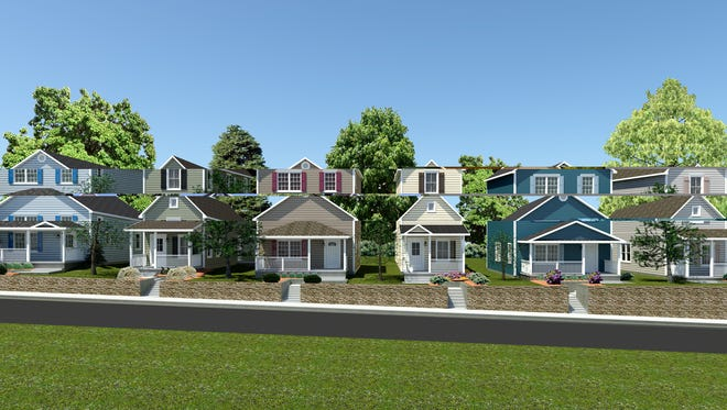 Six new modular homes could be added in the Walnut Hills neighborhood as part of an expansion of the Port of Greater Cincinnati Development Authority's Reach program. Three of the six homes are expected to be listed for sale later this year.