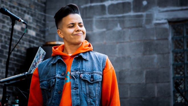 Shle Berry, a Milwaukee native, is one of seven performers at PrideFest's Hip Hop Showcase.