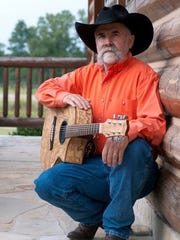 Garry Ash (above) and the Wildfire Band will be the featured act at Yellville's Music on the Square.