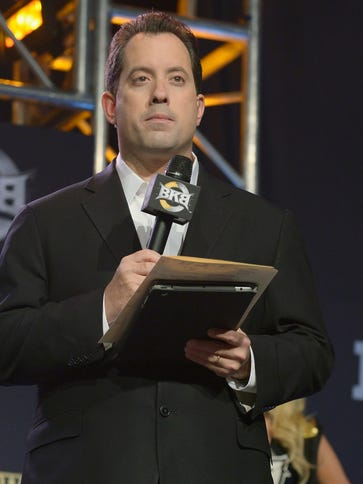 Kenny Albert is keeping a busy schedule for the second