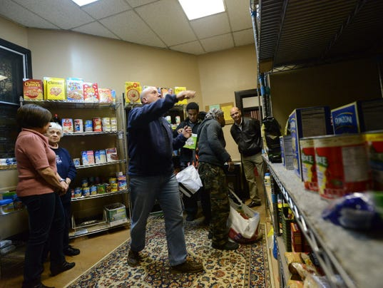 North Jersey Food Pantries Work To Replenish Stock
