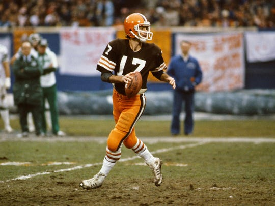 Brian Sipe spent 10 seasons in the NFL, all with the Cleveland Browns, and was the 1980 NFL MVP.