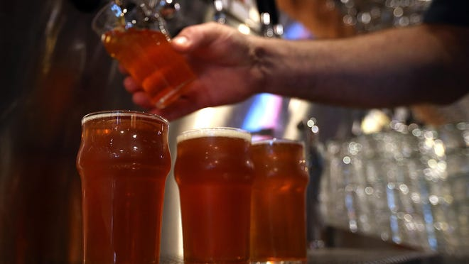 DigitalPour, an app that allows customers to see what beer is on tap and how much is left, recently made its Delaware debut.