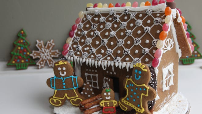 Try a gingerbread-decorating party: your guests go home with their own holiday treats.