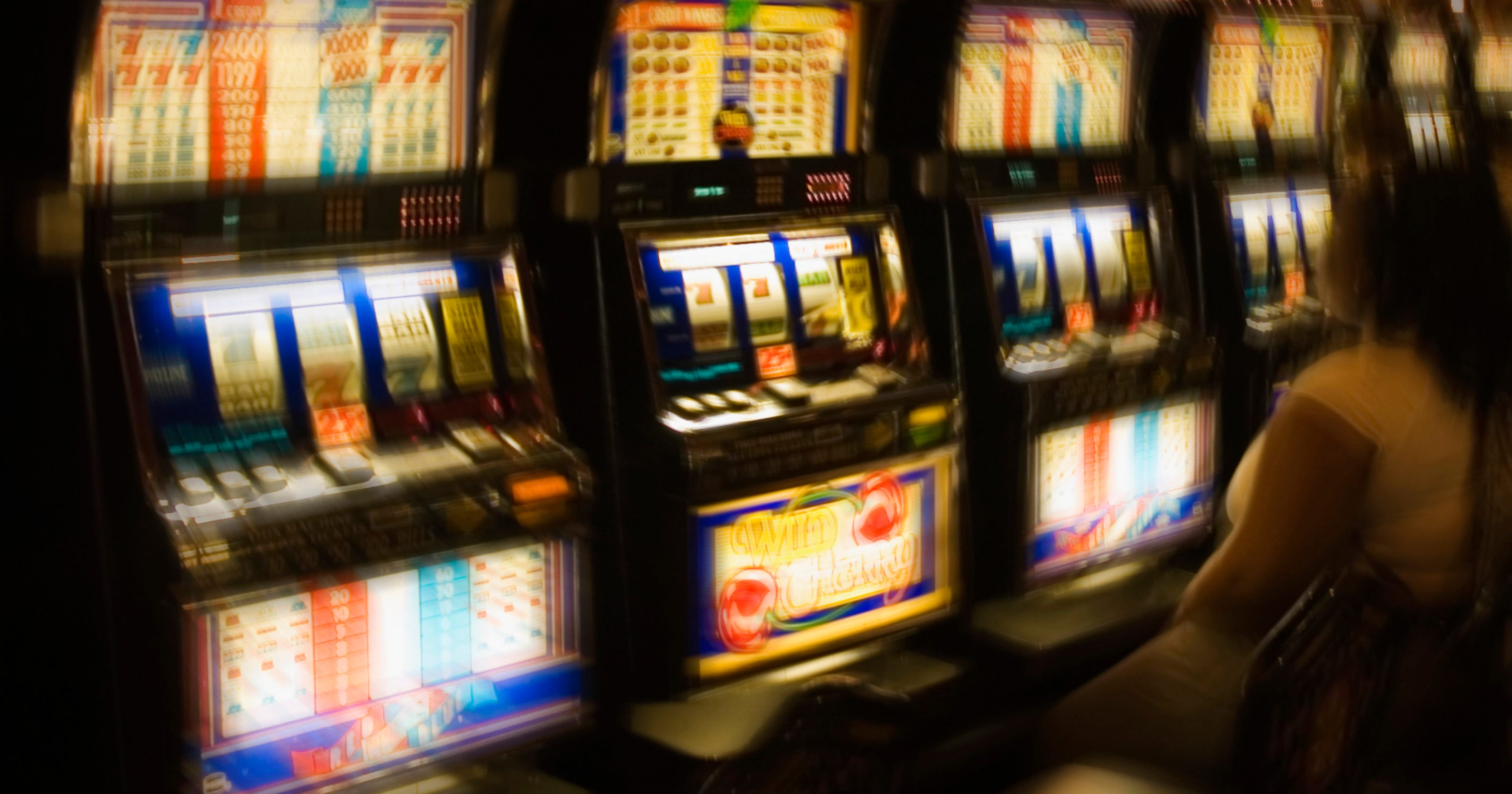 Gambling problems can lead to skyrocketing losses and