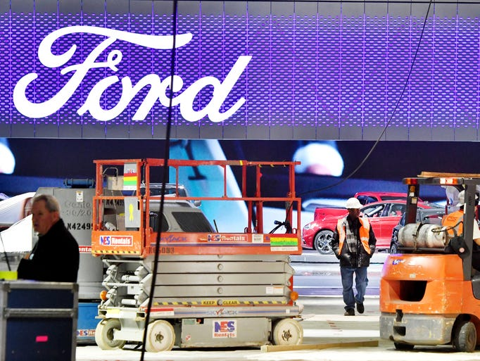 Detroit Auto Show Sneak Peek