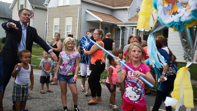 Most National Night Out celebrations will take place Tuesday, Aug. 7 around Indianapolis.