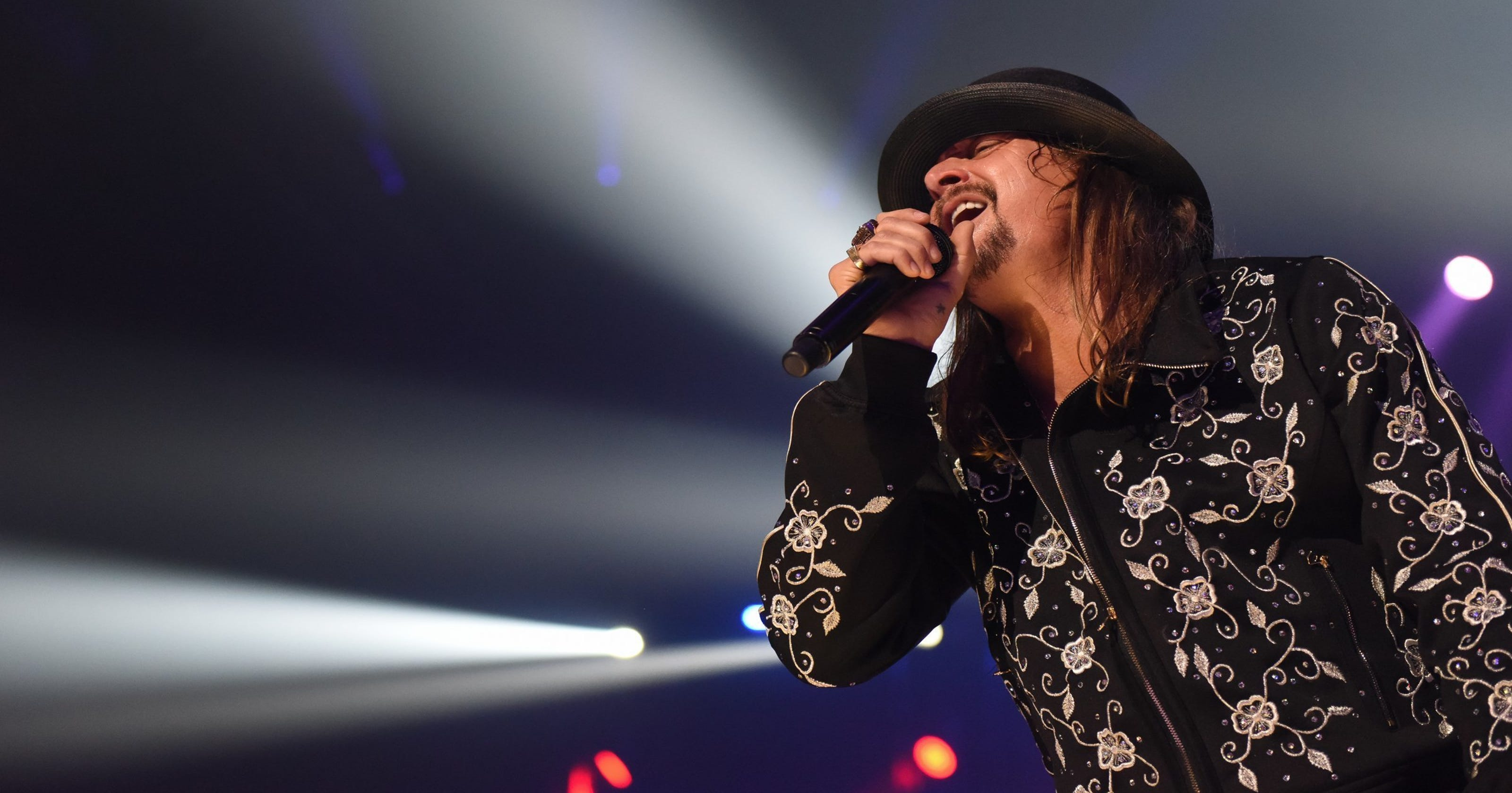 Kid Rock is a complicated human being