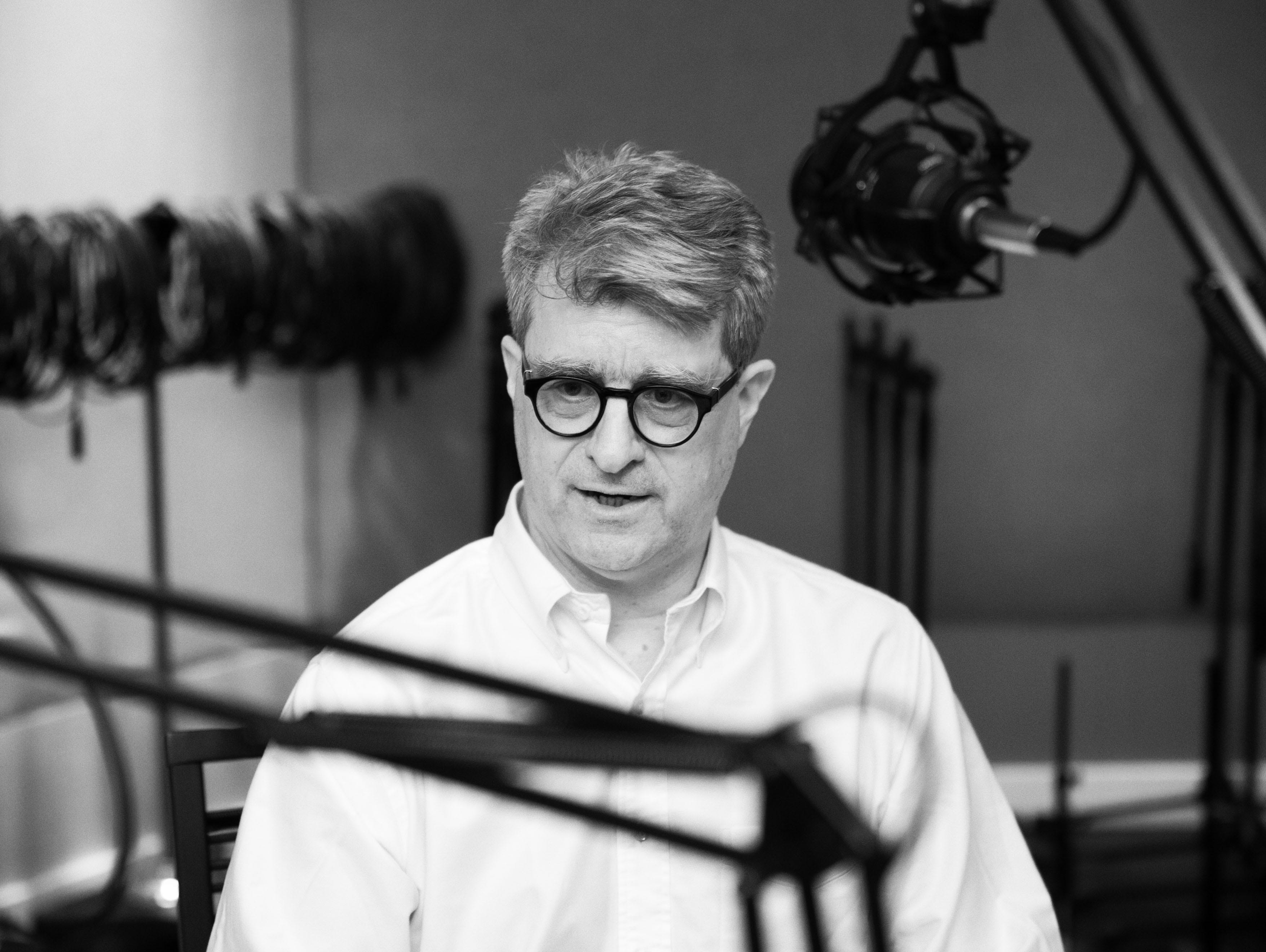 Channel Frederator founder Fred Seibert