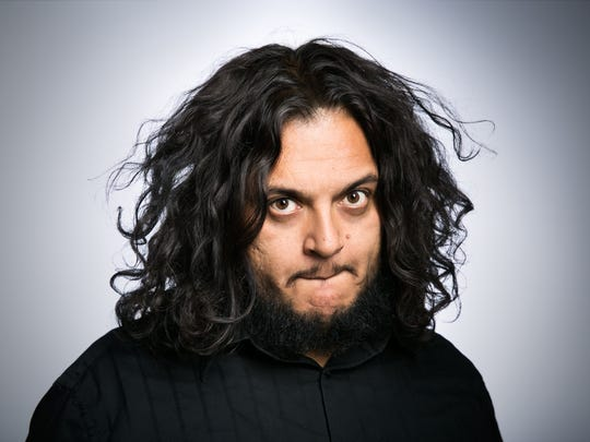 Comedian Felipe Esparza will return to El Paso with the Bad Hambre Tour.