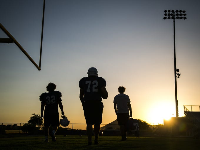 Richard Obert takes a look at the top high school football