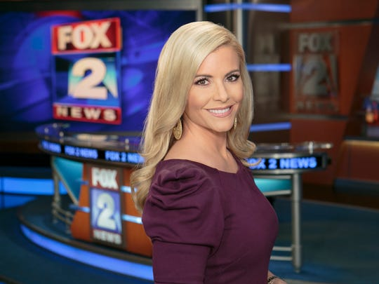 Amy Andrews of Fox 2 Detroit (WJBK-TV).