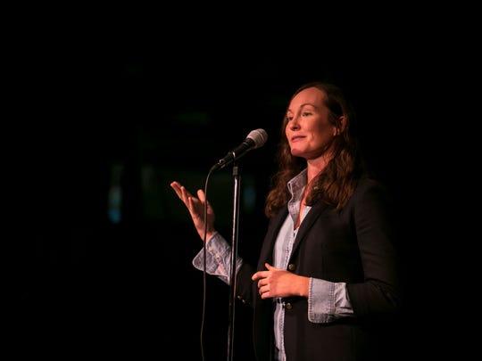 Food writer Artis Henderson tells her story on Wednesday