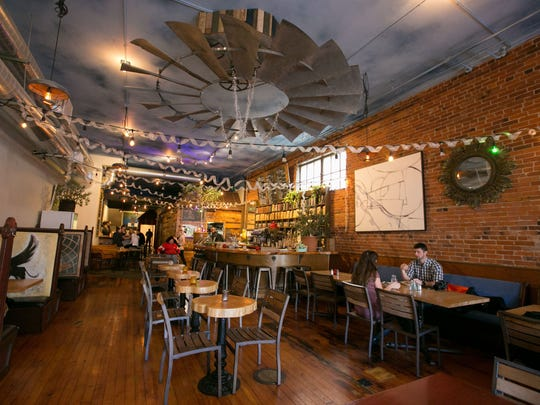 Taproot is throwing a New Year's Eve Gangster's Gala where people can participate in dinner, a dance party and breakfast, or all three.