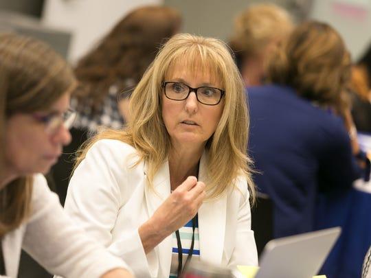 Debra Ericksen at the STEM Summit in Washington D.C.