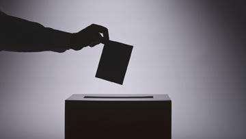 A newly proposed constitutional amendment seeks to give voters the choice of casting ballots on the internet.