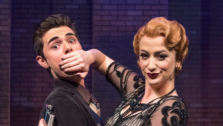 College of the Sequoias aims for laughs with 'Bullets Over Broadway'