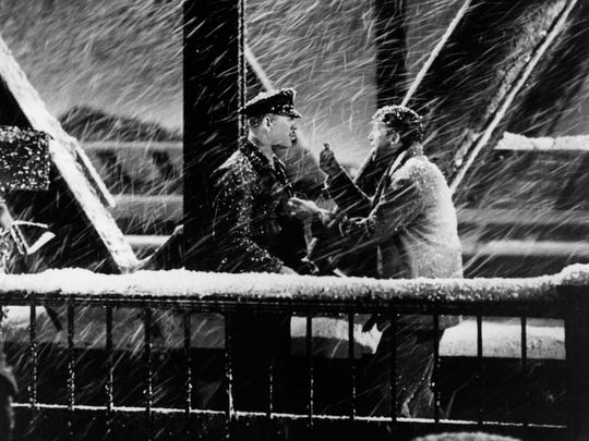 "There is a bridge in Seneca Falls that's very similar to the bridge that George Bailey jumps off in the movie, ""It's a Wonderful Life."""