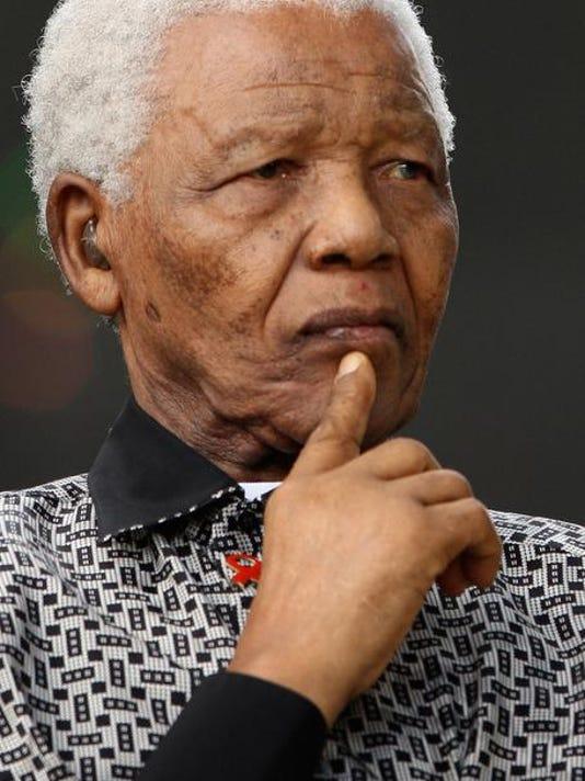 Obit Nelson Mandela