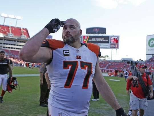 Andrew Whitworth set a new standard at left tackle,