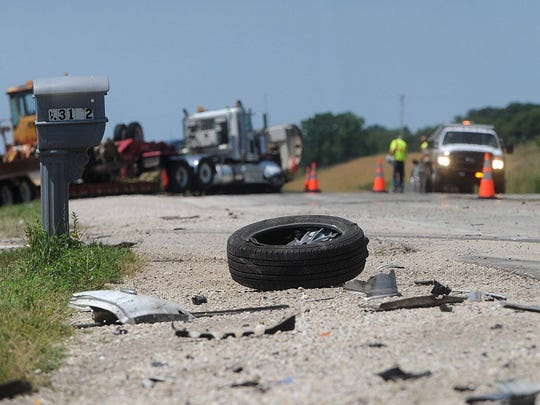 Vehicle crashes are common on State 23 between Fond du Lac and Plymouth.