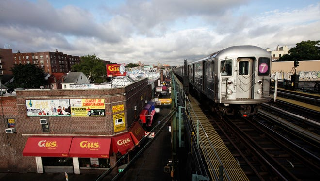 Subway and street car operators top the list.