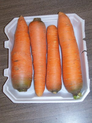 Comments on a proposed pesticide registration allowing carrot growers to use Nimitz® to control nematodes. received on or before 4:30 p.m., Monday, May 1, will become part of a preliminary environmental assessment record.