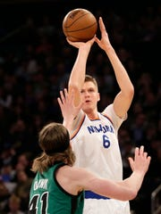Is Kristaps Porzingis ready to be the face of the franchise?