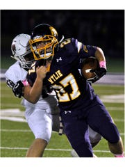 Abilene Wylie tailback Bailey Hicks will be featured by the Bulldogs as they make the leap to Class 5A.