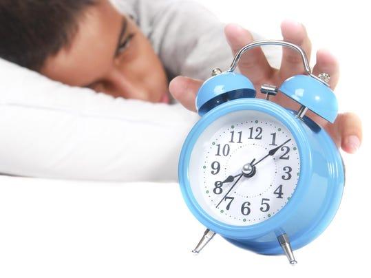 Help Teen Get More Sleep 31