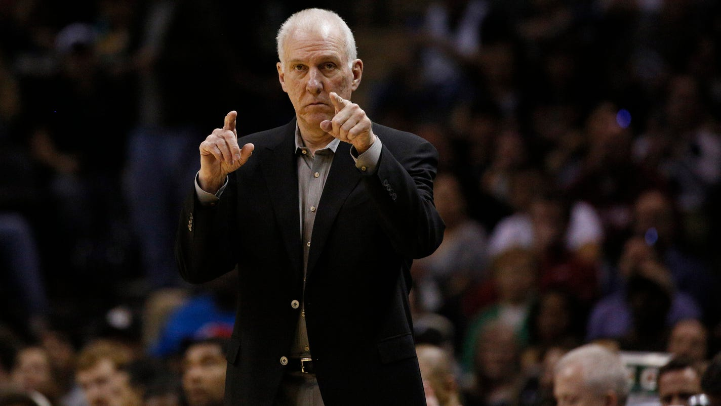 Lebron james continues to state case that gregg popovich is the best coach ever foxsports com - Lebron James Continues To State Case That Gregg Popovich Is The Best Coach Ever Foxsports Com 5
