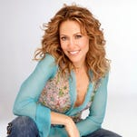 Sheryl Crow performs at the Ulster Performing Arts Center in Kingston May 29.