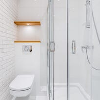 Think outside of the box when updating your bathroom