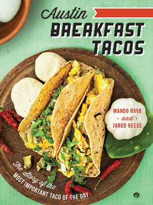 """Mando Rayo, self-proclaimed """"taco journalist"""" and co-author of the book Austin Breakfast Tacos."""