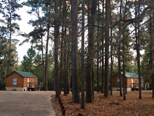 Sam Houston Jones State Park offers several options